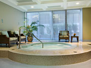 Georgian Court Hotel - Relax in the whirlpool spa or the steam room.