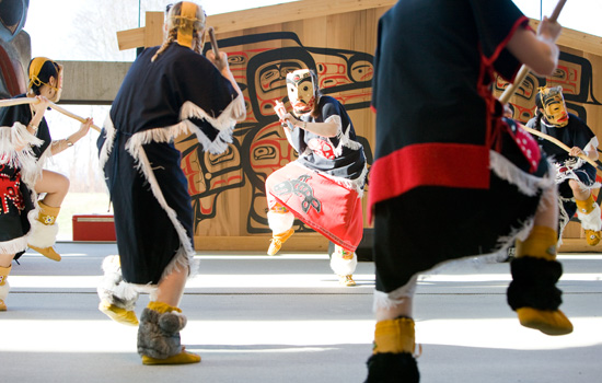 First Nations culture in Vancouver