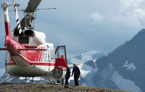Canadian Rockies Heli-hiking Explorer