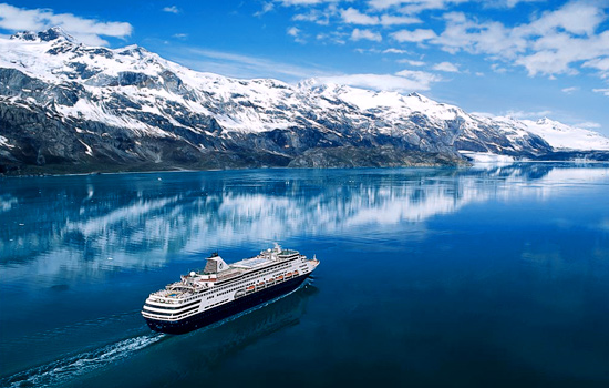 Crusing the Inside Passage on Holland America MS Noordam