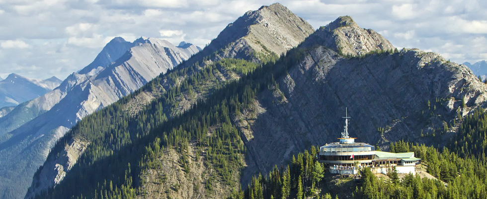 Canadian Rockies to Rainforest