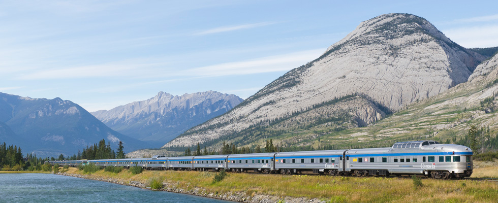 Ultimate Coast to Coast on the Pan Canadian Train
